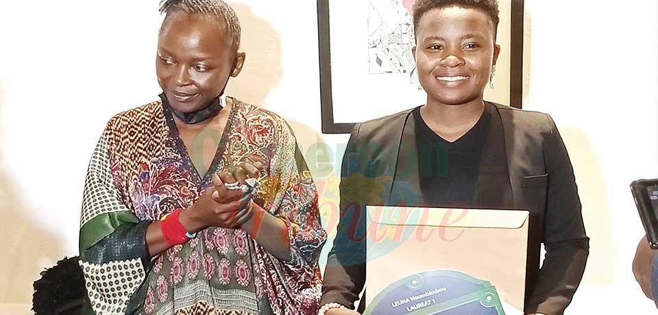 Concours Jeunes Espoirs 2021 : Leuna Noumbiboo en Cène patrimoniale