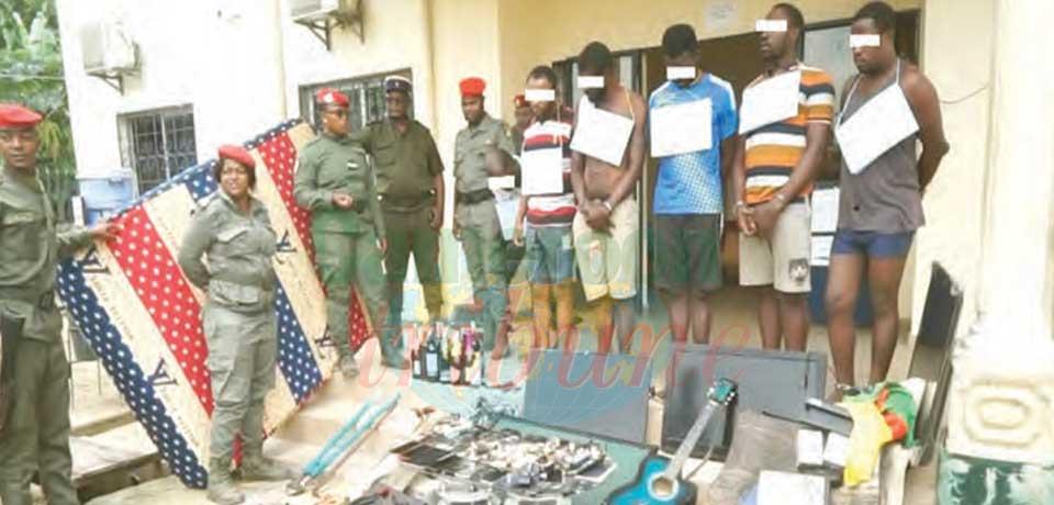 Bonabéri : arrêtés après une série de braquages