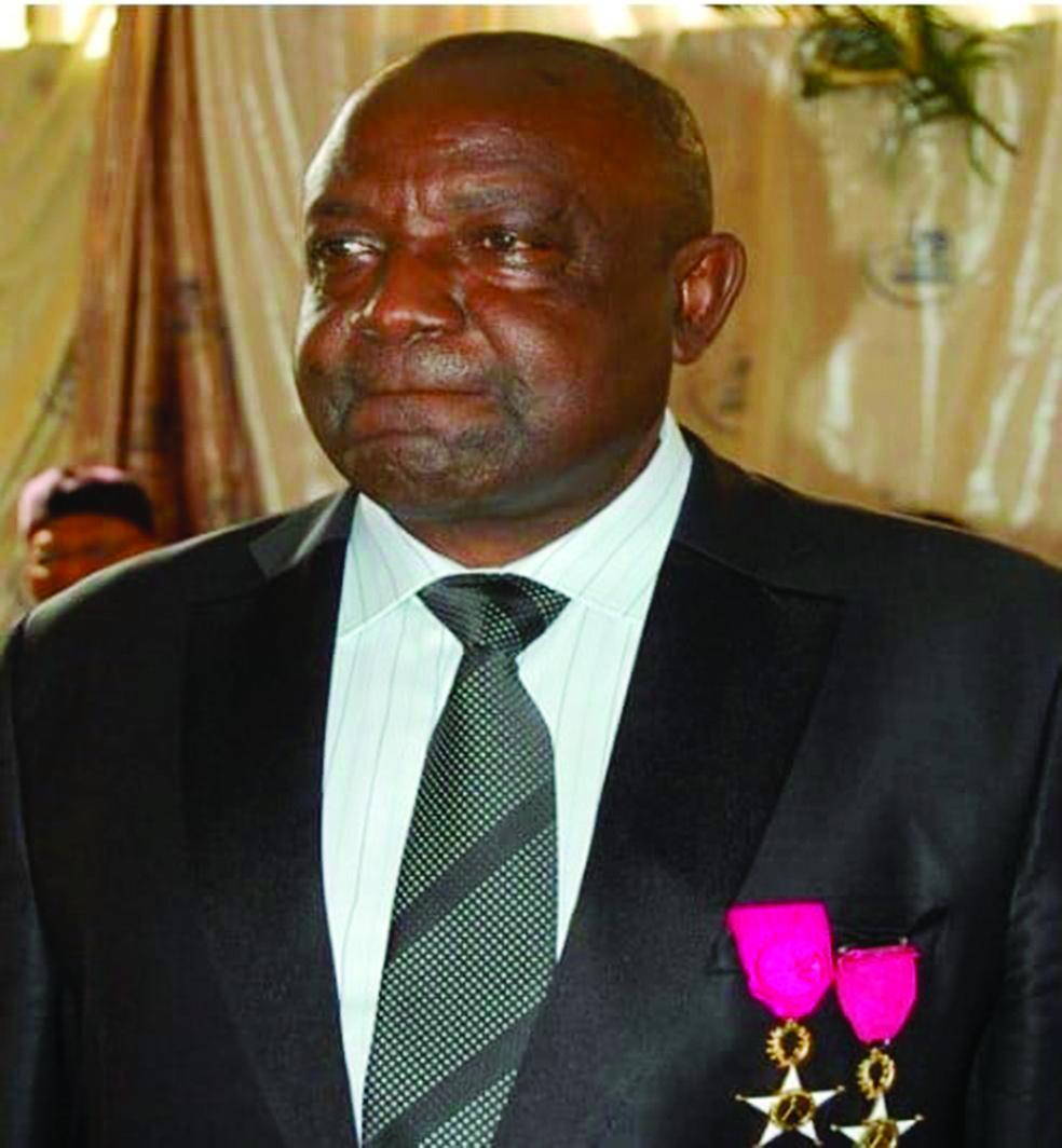 Louis Marie Djambou est mort