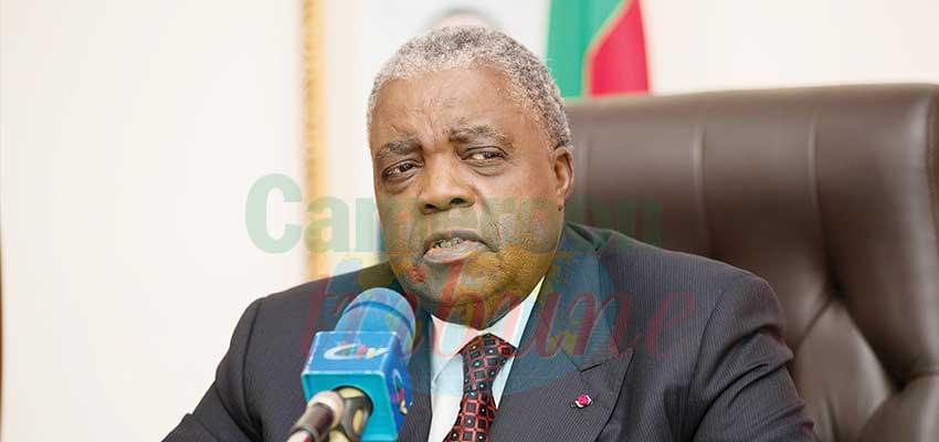 René Emmanuel Sadi : « Le Grand dialogue national a été un franc succès. Il faut vraiment être de mauvaise foi, comme certains pour prétendre le contraire. »