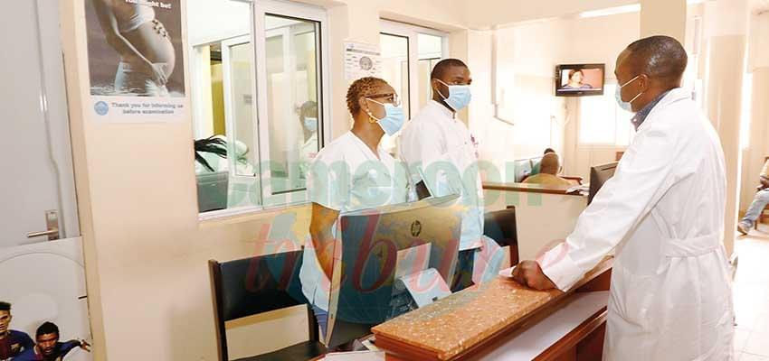 Centre médical : la Cathédrale Le personnel se porte bien