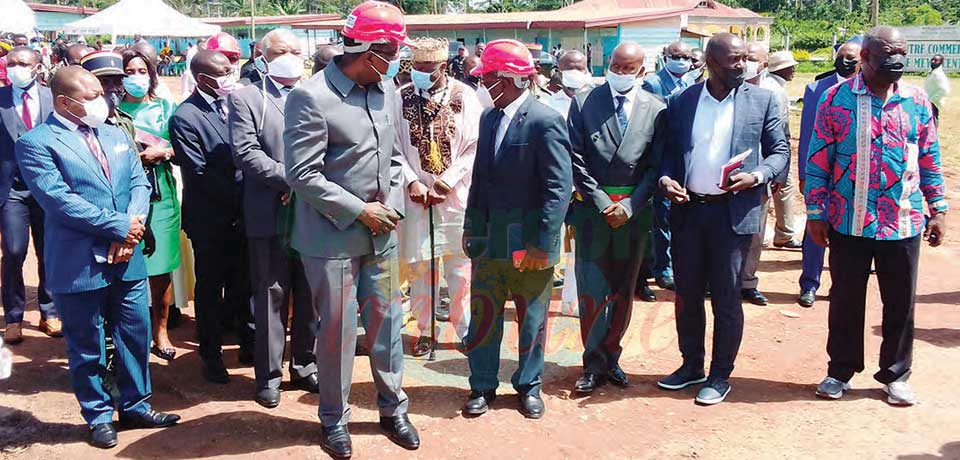Electrification rurale : Meyo-Centre connecté au réseau