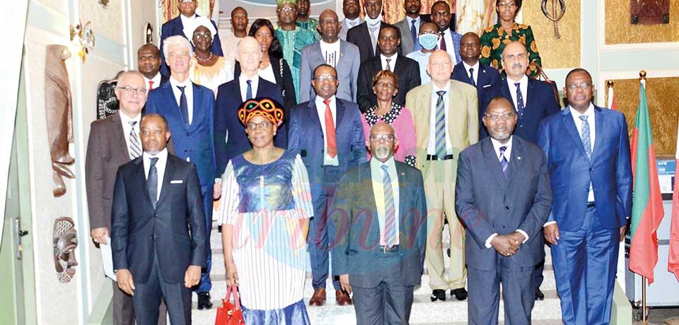 Election à la Confejes : le Cameroun dit merci