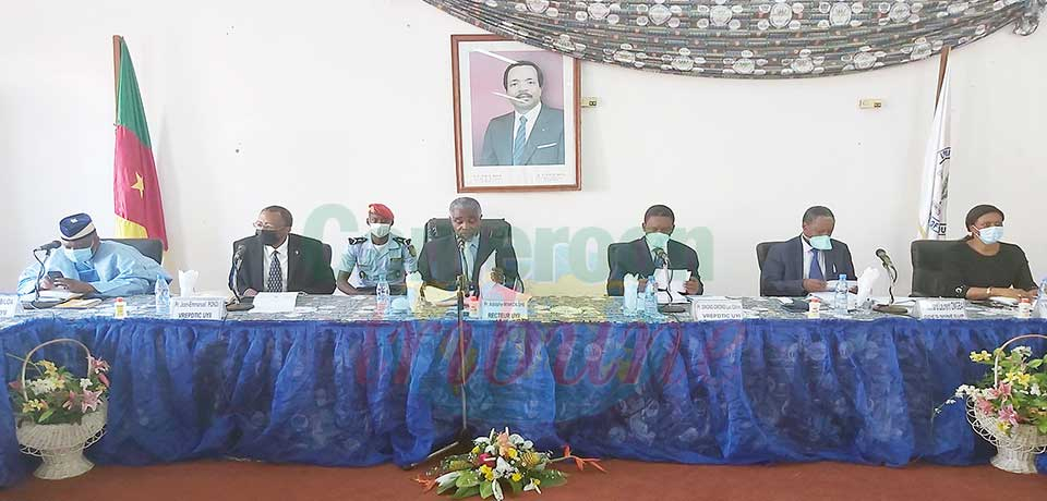 Université de Yaoundé II : 188 enseignants recrutés en 2020