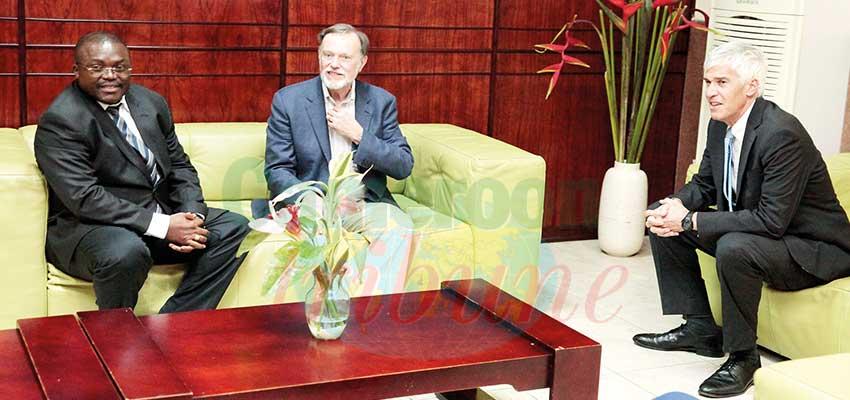 Peter Tibor Nagy au Cameroun