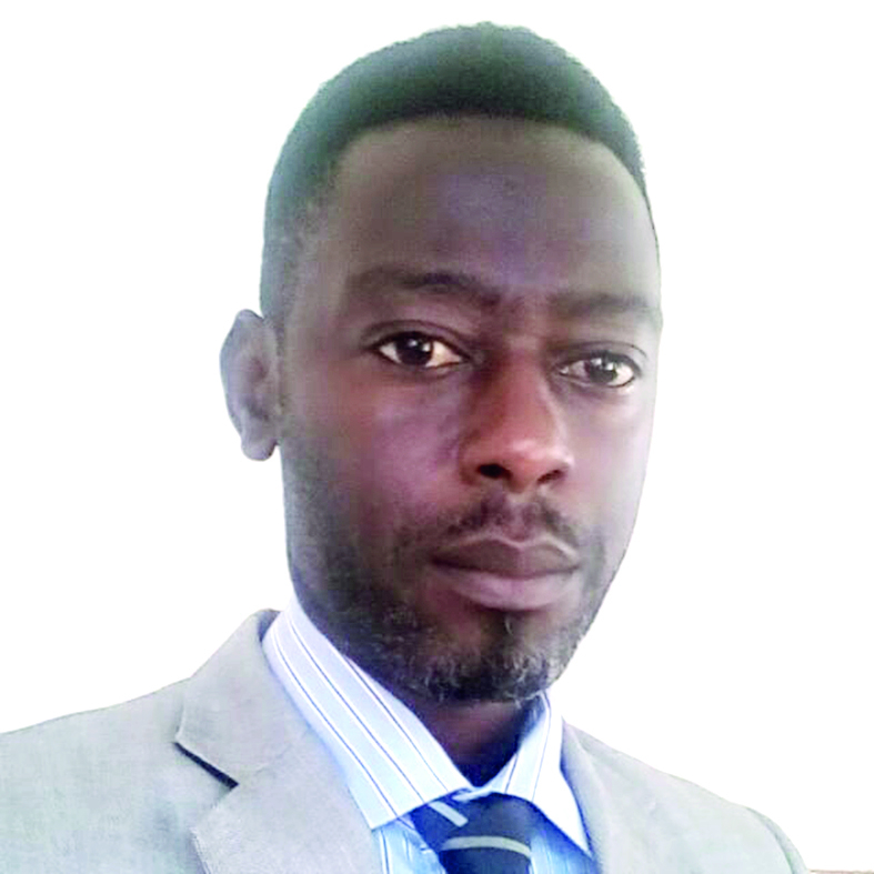 Jean Pierre Ngonzo, enseignant de sciences politiques à l'Université de Yaoundé II-Soa.