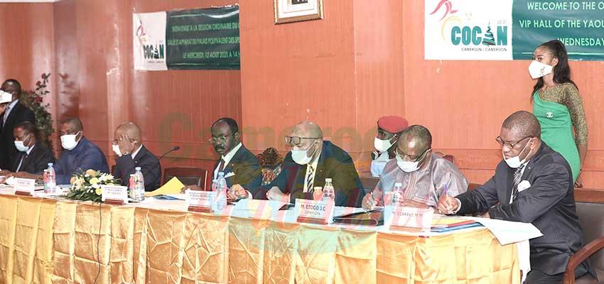 COCAN 2021 : Cameroon Hastens Preparations
