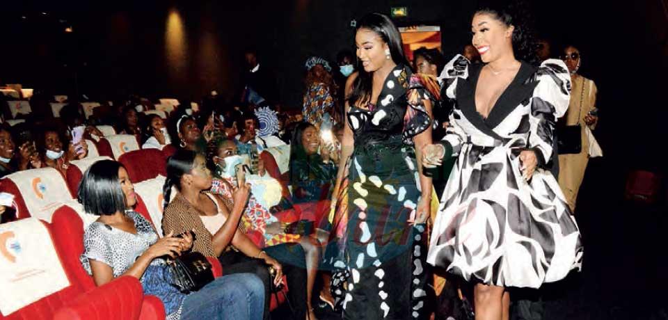 Nuit de la série africaine: Le Cameroun brille à Paris