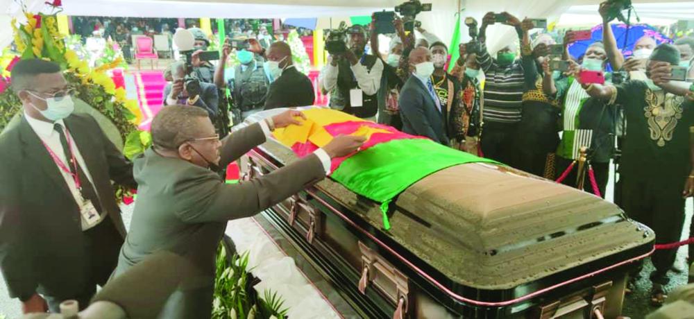 Rt. Hon. Achidi Achu : Hero Of Proximity Politics Goes Home