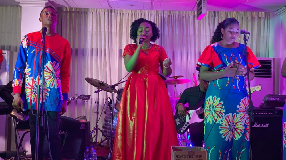 Mother Stella has successfully combined her civil service and gospel music careers.