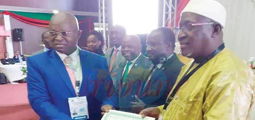 Les efforts du système camerounais reconnus.