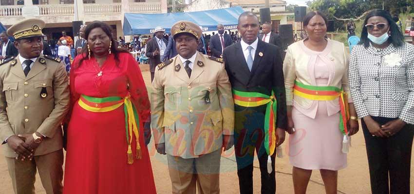 Ngomedzap : l'exécutif communal installé