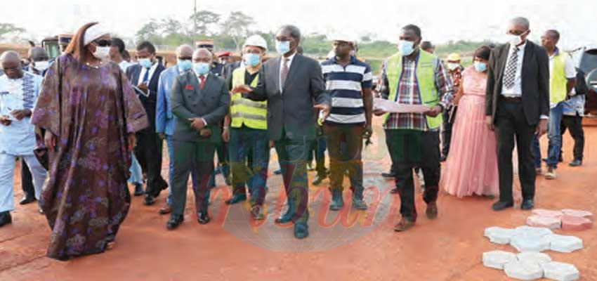 Autouroute Yaoundé-Nsimalen : l'échéance du CHAN