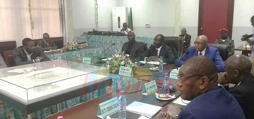 CHAN 2020-CAN 2021  : la CAF achève ses consultations