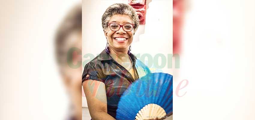 Marilyn Douala-Bell, présidente de Doual'art.