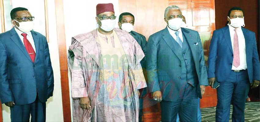 Cameroon Publi Expansion : le nouveau PCA en poste
