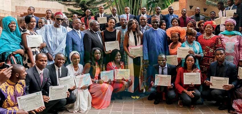 Cameroon-AfDB Cooperation : 50 Youths Complete Industrial Attachment