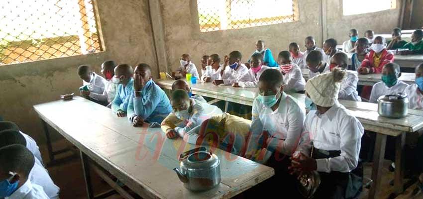 North West:  Hopeful Day One Enrolment In Schools