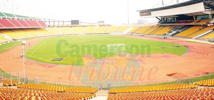 CHAN 2020 : CAF Inspection Mission In Cameroon