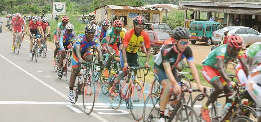 Chantal Biya International Cycling Race : Competition Pushed Forward