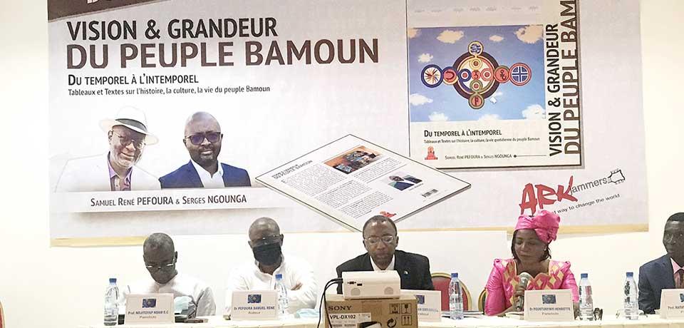 Dédicace  : le peuple Bamoun décryptage