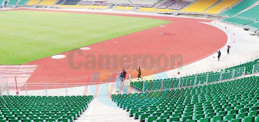 Bepanda Omnisports Stadium : New Facelift