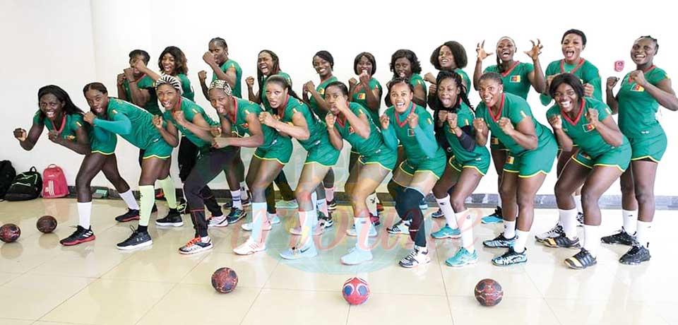 CAN Handball dames : Yaoundé sous les projecteurs