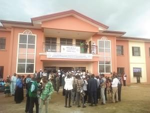 Mengong et Kye-Ossi: les hôtels de ville inaugurés