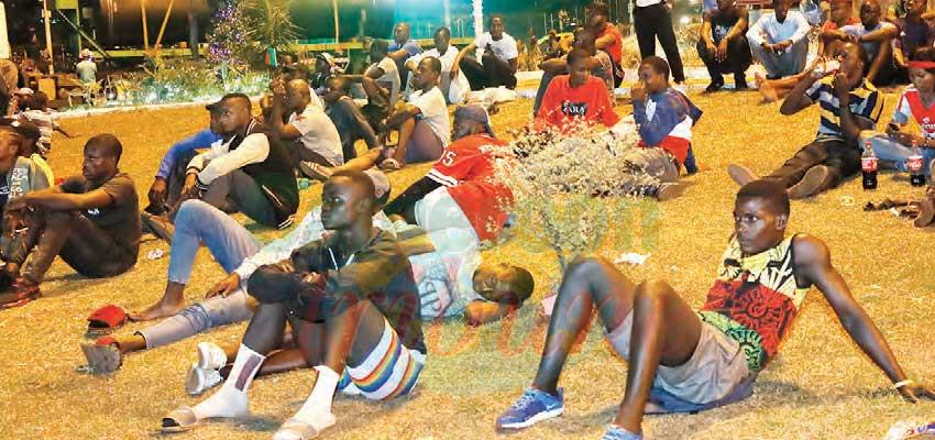 CHAN 2020 :  Yaoundé triste