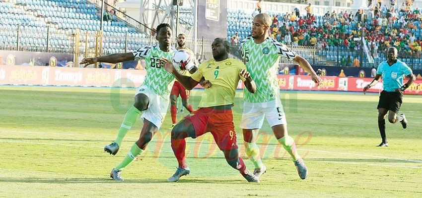 Le Cameoun a été pris dans la tenaille nigériane