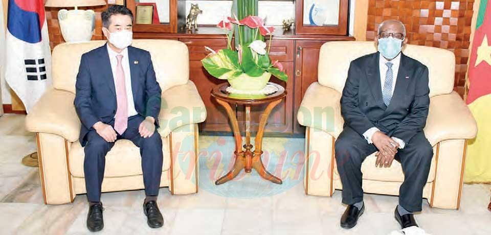 Cameroun-Corée du Sud : une ambassade annoncée à Séoul