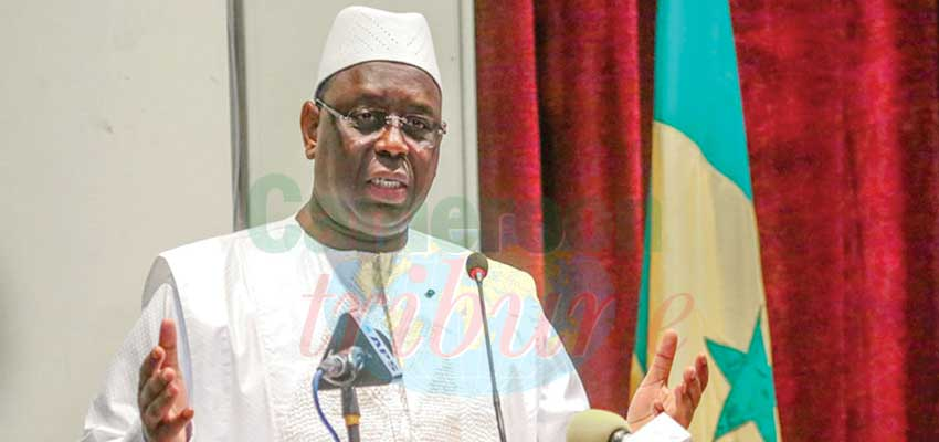 Senegal: Macky Sall Re-elected President