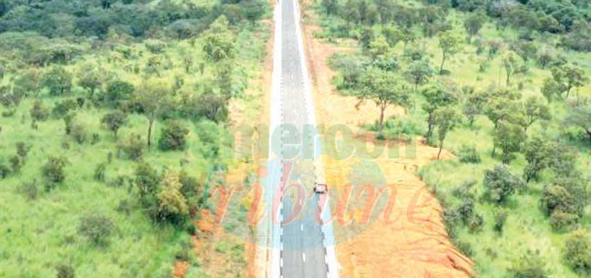 Corridor Batchenga-Ntui-Tibati : deux lots accusent du retard