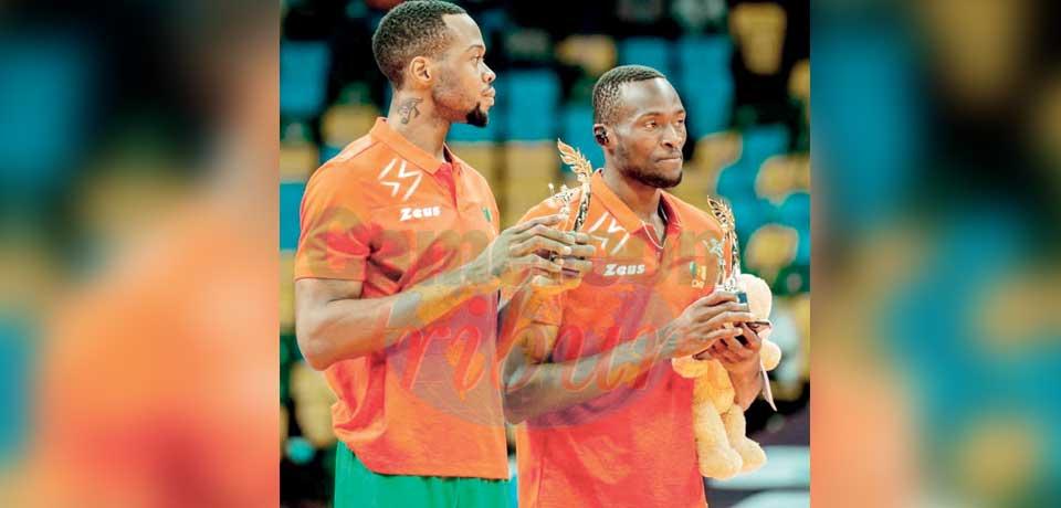 Volley-ball : nouveaux horizons pour Voukeng et Kody