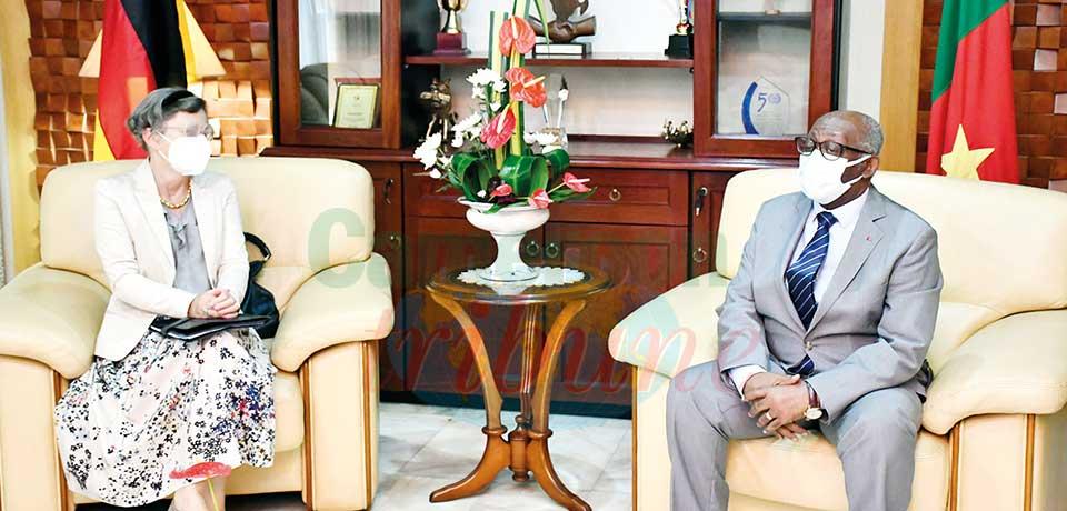 Cameroun-Allemagne  : Douala aura son consul honoraire