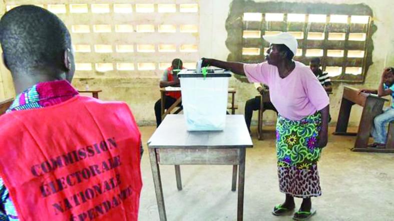 Présidentielle au Togo : un fauteuil pour sept