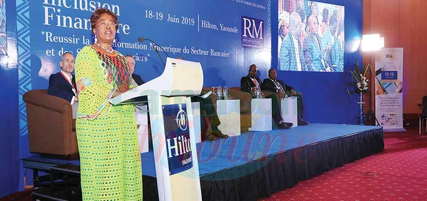 Cameroon wants to get most people in the informal sector bankerised.
