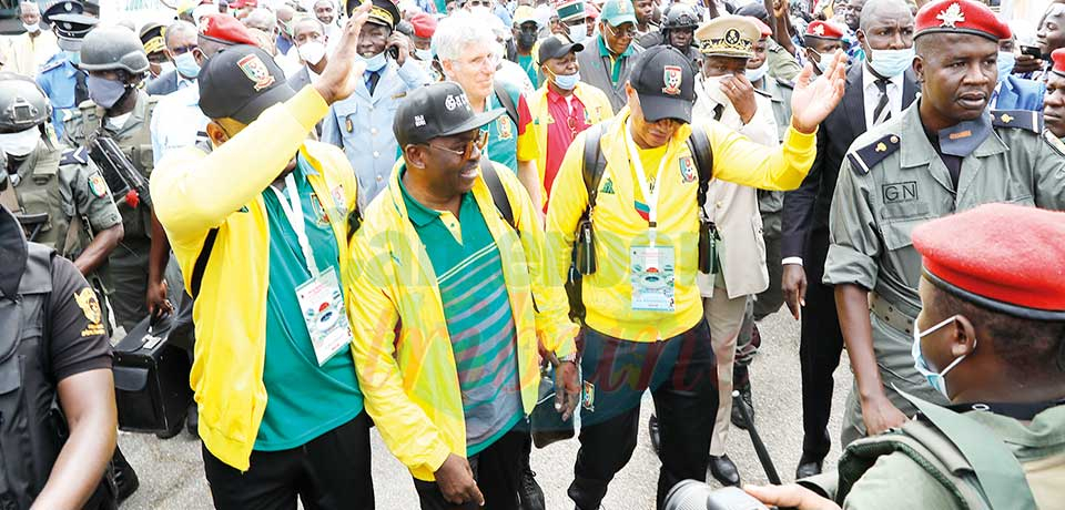 Visite des sites de la CAN  : pari relevé pour Garoua