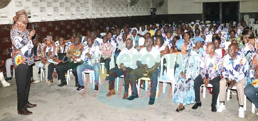 Echéances électorales : Douala 1er se mobilise