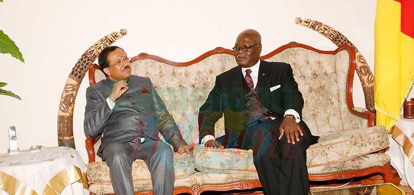 Une volonté affichée d'accroître les relations parlementaires entre les deux pays.