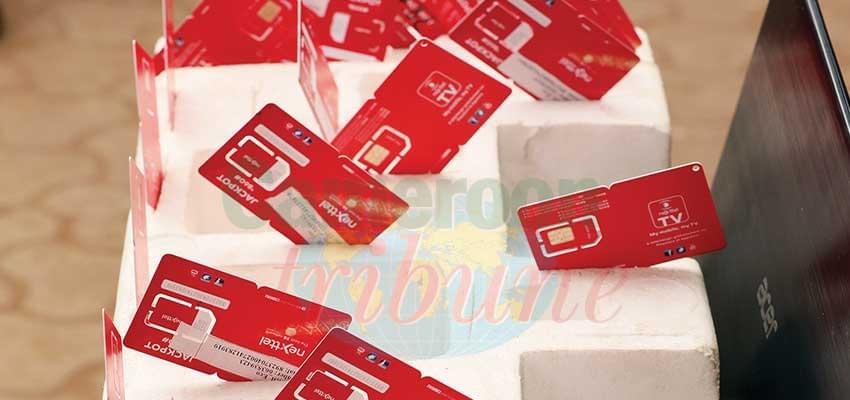 Les cartes SIM continuent d'être vendues librement dans la rue
