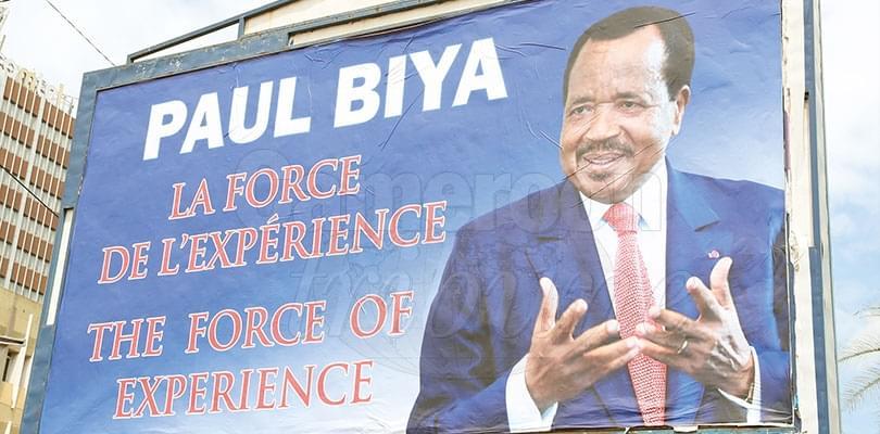 Affiches et banderoles de campagne: la bataille du positionnement