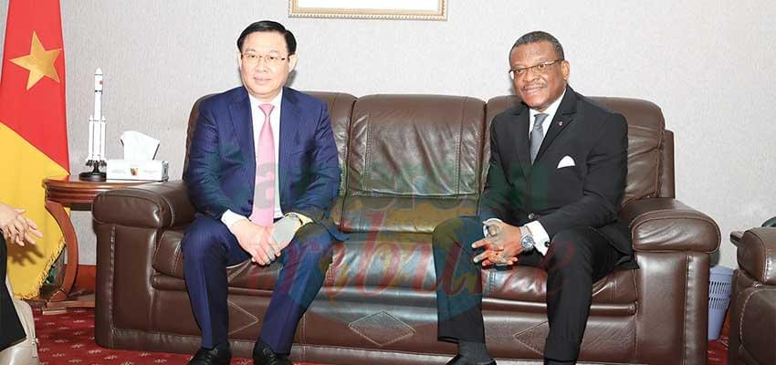 Le PM et son hôte ont dit l'engagement de leurs pays respectifs à intensifier la coopération bilatérale.