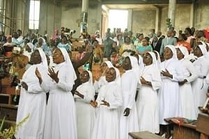 Eglise catholique: l'appel à la charité
