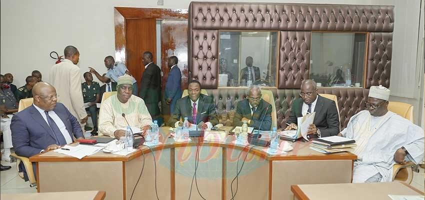 Defence and Security: FCFA 247 Billion For Territorial Defence