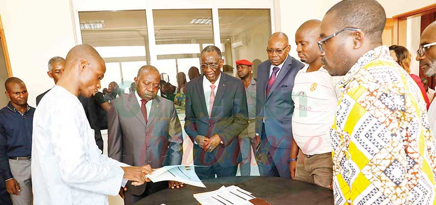 Territorial Collectivity Census: Head Count Begins In Yaounde