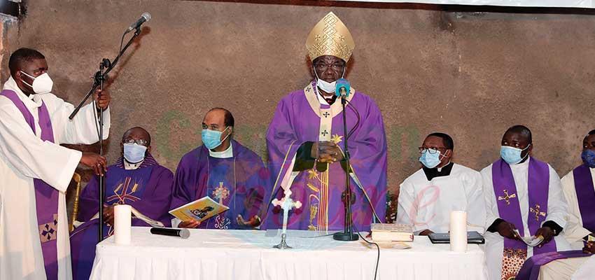 Obsèques de veuve Bidjang née Régine Ngonda : prières d'intercession