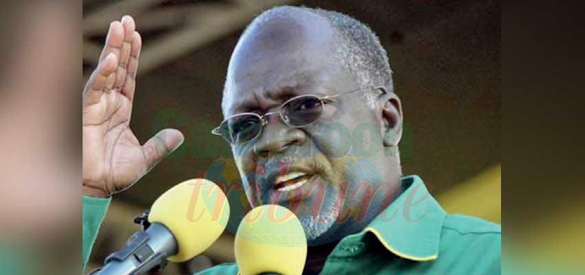Tanzania : President Magufuli To Seek A Second-Five-Year Term