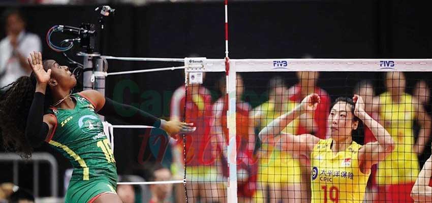 Coupe du monde de volley-ball féminin : difficile entame des Lionnes