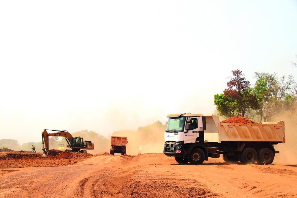 Route Léna-Nsegbe-Tibati : le linéaire rallongé